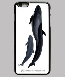 falso killer whale iphone 6 plus caso