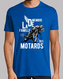 Famille motarde cadeau