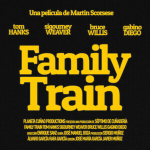 Tee-shirts Family Train