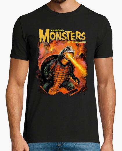 Camiseta Famous Monsters