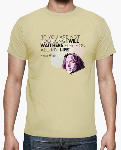 Famous Phrases Oscar Wilde Tshirt 60 Tostadora Enchanting Famous Phrases About Life