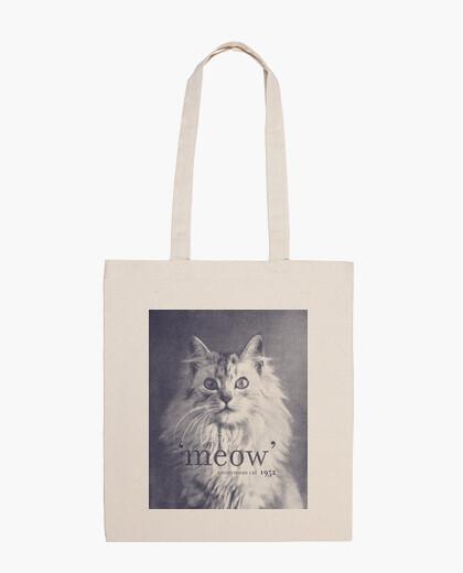 Famous quote-cat bag