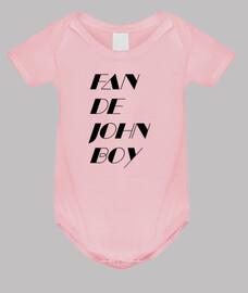 fan de john boy 2 bébé