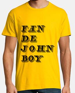 Fan de John Boy Men