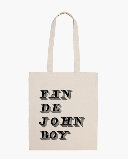 Bolsa Fan de John Boy Tote Bag