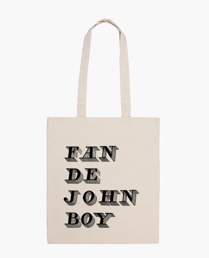 Bolsa Fan de John Boy Tote Bag