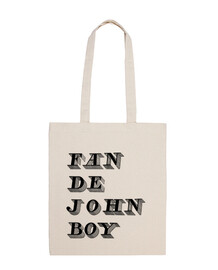 Fan de John Boy Tote Bag