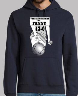 Fanny pétanque H FS