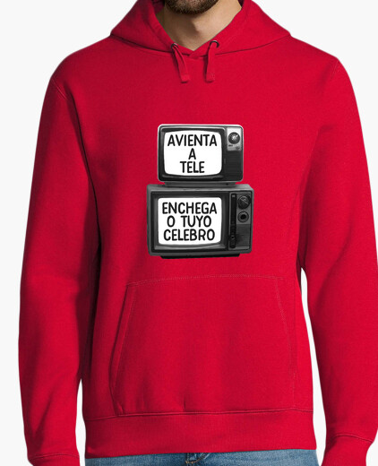 Fans to tele enchega or yours I celebra hoody
