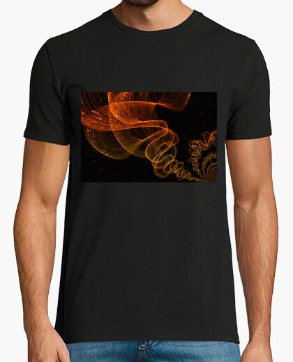 Camiseta Fantasía lineal