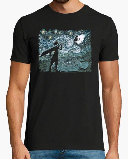 T-shirt fantasia stellato