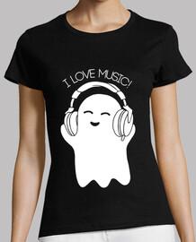 fantasma ama la musica