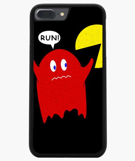 Funda iPhone 7 Plus / 8 Plus fantasma aterrador