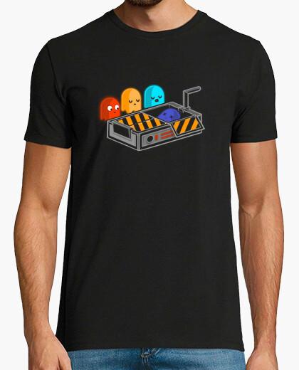 Camiseta Fantasma cazado