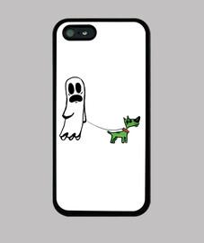Fantasma con perro
