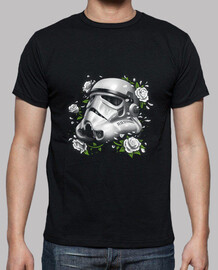fantasma de la camiseta mens imperio trooper