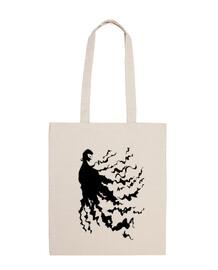 fantasma dell'opera - borsa di grandi dimensioni