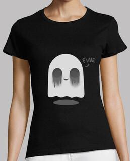 Fantasma deprimido