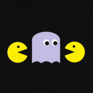 Camisetas Fantasma en apuros