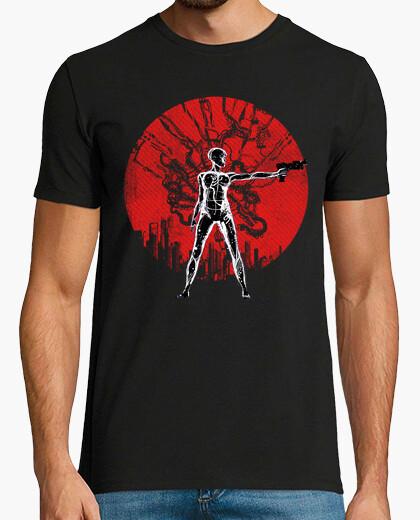 Camiseta fantasma en la máquina v3