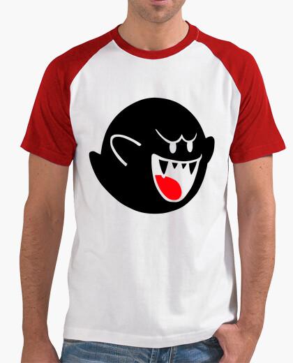 Camiseta Fantasma Negro