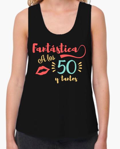 Camiseta Fantástica a los 50 y tantos