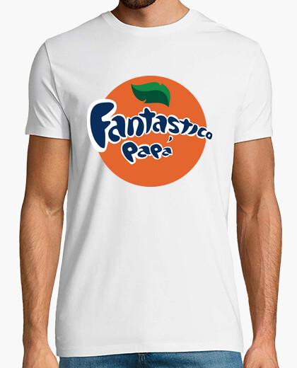 Camiseta FANTASTICO PAPA