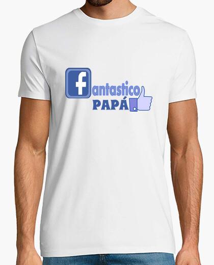 T-shirt fantastico papà
