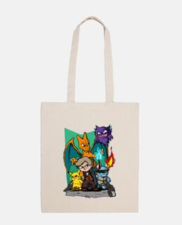 fantastique - sac en coton