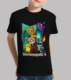 fantastique - t-shirt à manches courtes