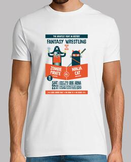 fantasy wrestling