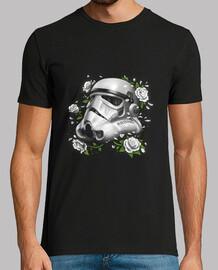 fantôme des hommes de chemise empire trooper