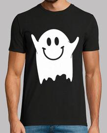 fantôme heureux