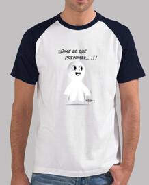Fanty el fantasma camiseta hombre