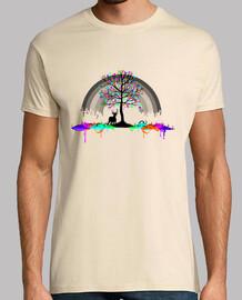 farbe regenbogen parasit hirsch