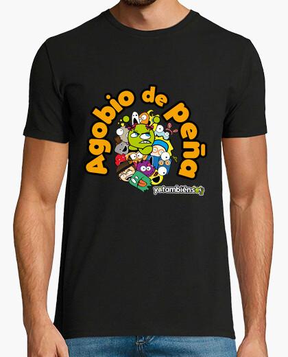 Tee-shirt fardeau de la association