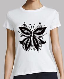farfalla astratta nel disegno dell39inc