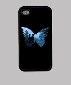 farfalla blu