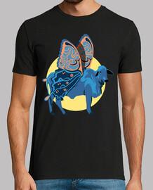 farfalla mucca