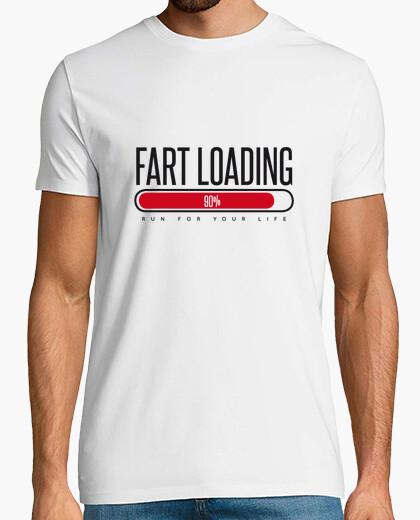 Camiseta fart loading