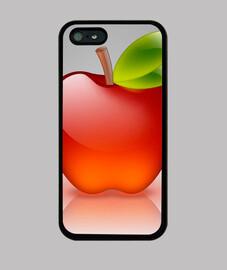 Fashion red apple 5