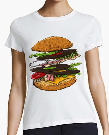 Tee-shirt fast-food