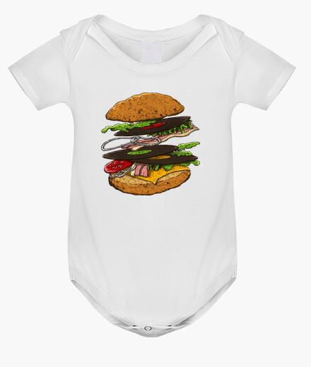 Vêtements enfant fast-food