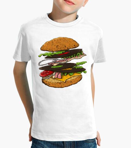Ropa infantil Fast food