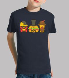 Fast Food Gentlemen – Funny – Hipster