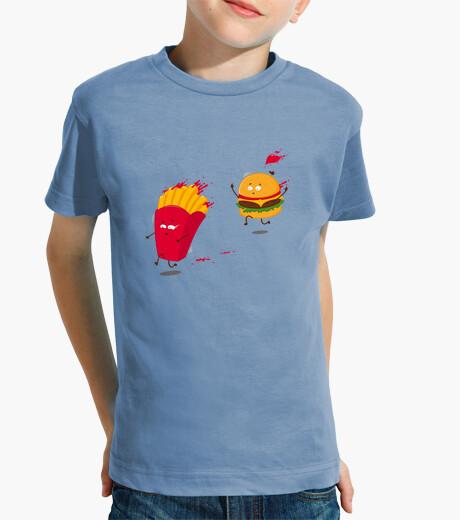 Ropa infantil Fast food story