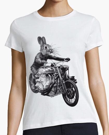 Tee-shirt fast rabbit 2