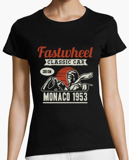 Camiseta Fastwheel Classic Car