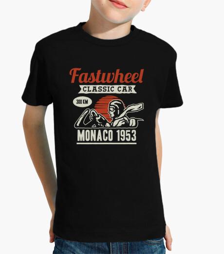 Ropa infantil Fastwheel Classic Car