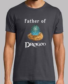 Father Dragon (egg b w)